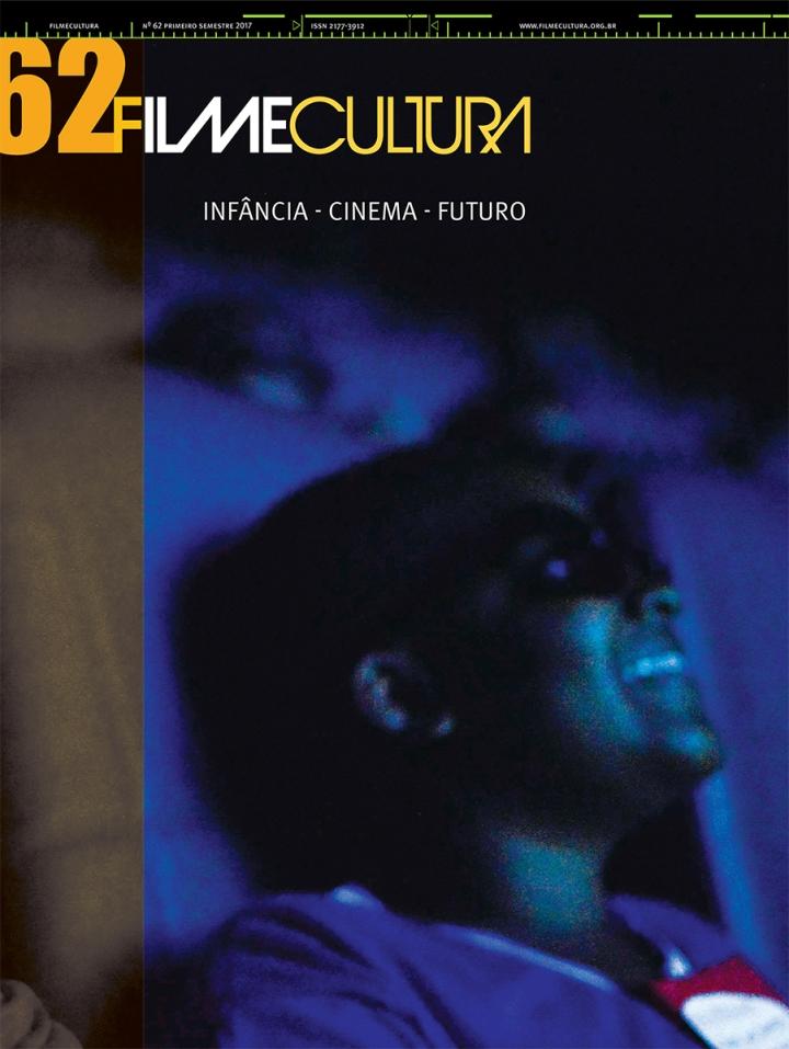 Capa da Edição nº 62 da Revista Filme Cultura