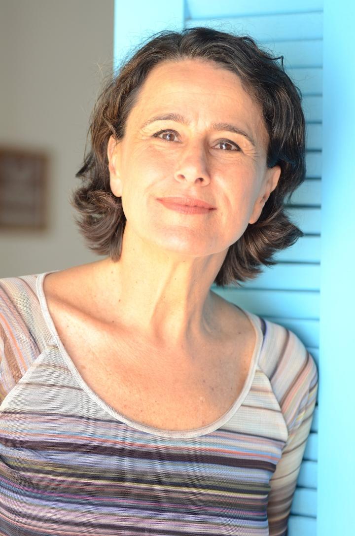 Foto de Luiza Lins, uma das entrevistadas na Revista Filme Cultura 62